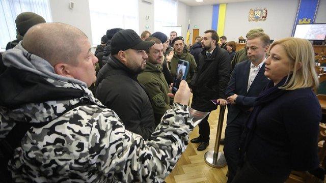 Львівська міськрада визнала незаконність будь-якого втручання у діяльність ЗМІ