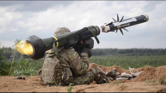 Україна домовилася зі США про постачання другої партії ракетних комплексів Javelin