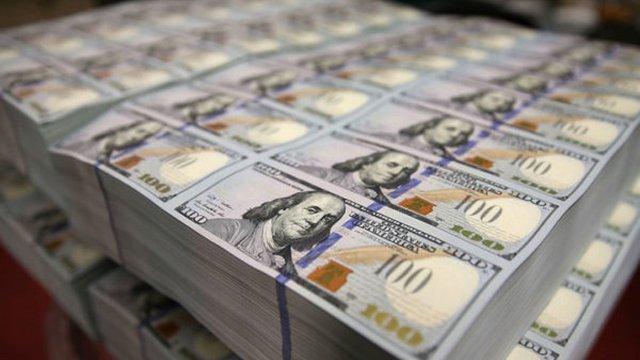 Нацбанк за один день викупив з ринку 700 млн доларів