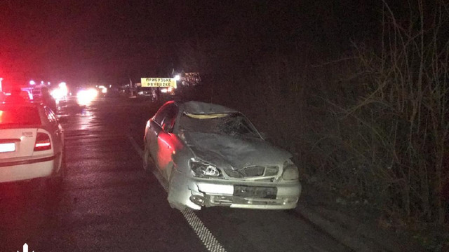 У Хмельницькій області працівник СБУ на смерть збив двох пішоходів