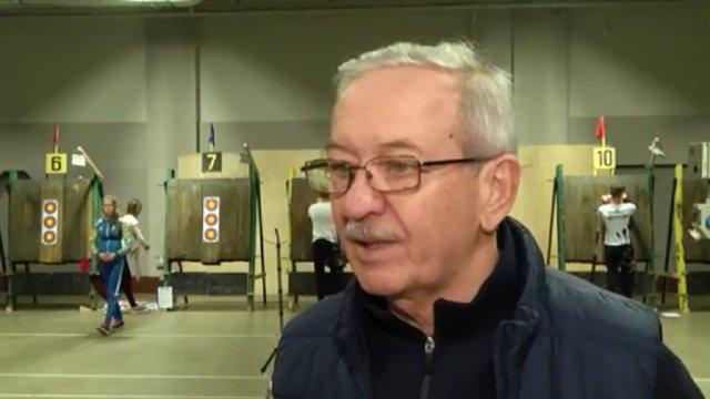 У Львові помер відомий тренер зі стрільби з лука Віктор Михайленко