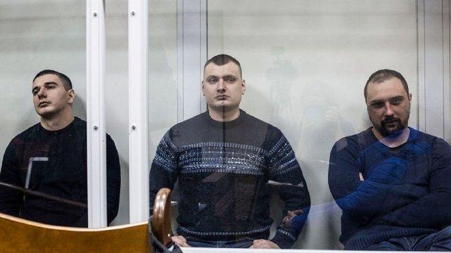 Суд відпустив з-під варти екс-«беркутівців», обвинувачених у розстрілах на Майдані