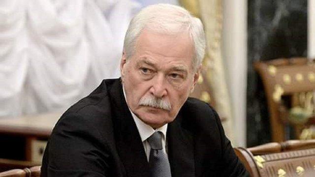 Представник Росії заявив, що Україна зобов'язалася не переслідувати виданих бойовикам людей