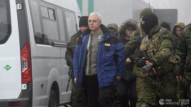 Звільнений з полону назвав імена українців, яких бойовики не хочуть обмінювати