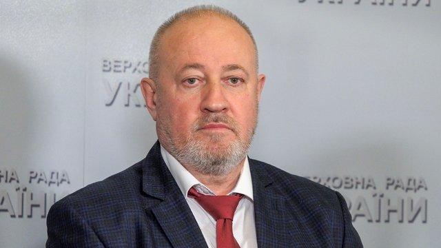 Віктора Чумака звільнили з посади головного військового прокурора України