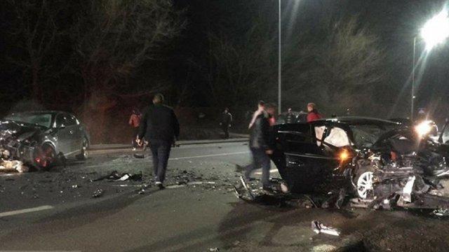Киянин спричинив лобову ДТП на Львівщині, загинула 3-річна дівчинка з іншого авто