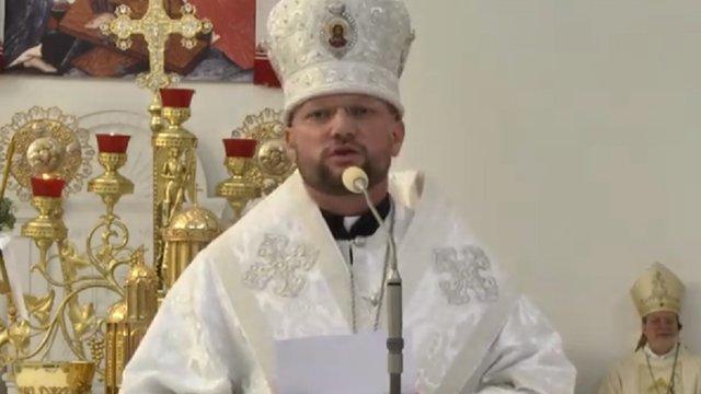 Львівського священика УГКЦ Степана Суса висвятили наймолодшим католицьким єпископом