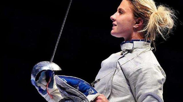 Українська шаблістка Ольга Харлан виграла турнір у Канаді, перемігши росіянку