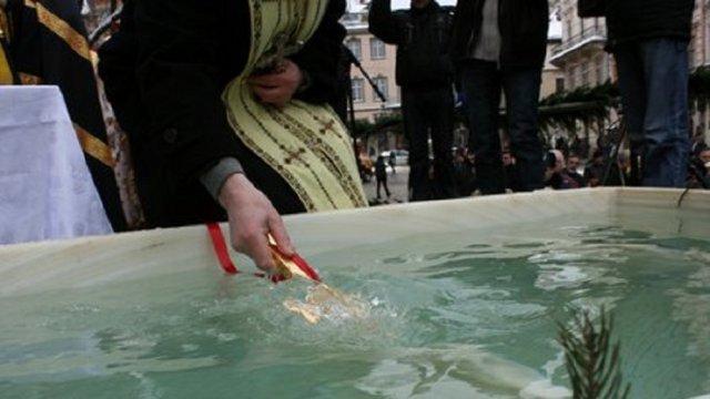У центрі Львова на Водохреща відбудеться загальноміське водосвяття