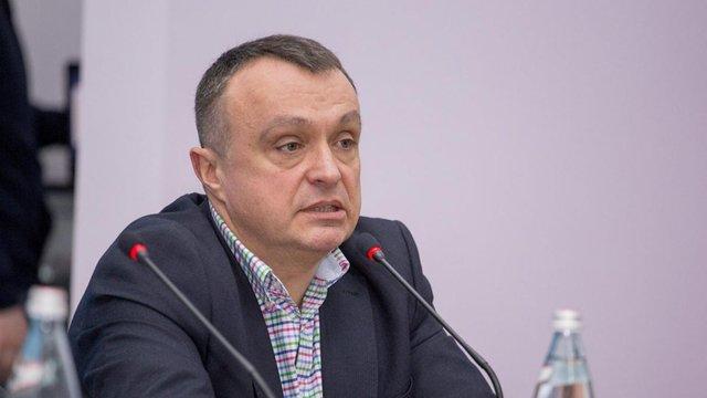 Директора «Чорнобильської лікарні» Андрія Синюту відсторонили від посади на місяць