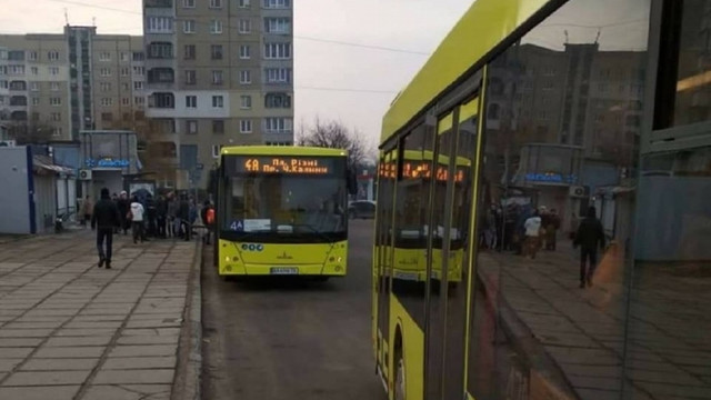 Львівське АТП-1 скасувало маршрут №4А через збитковість