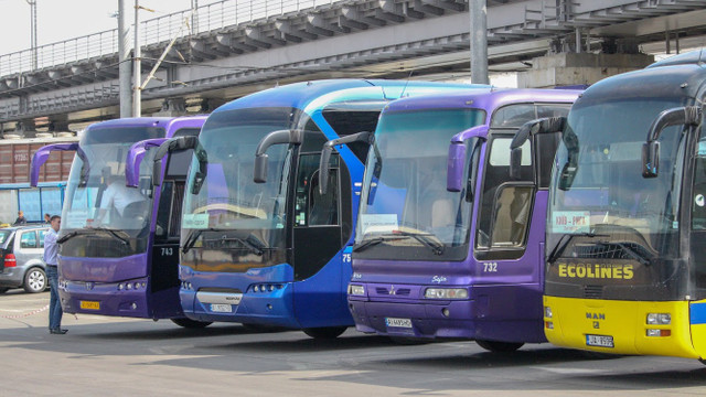 Уряд змінив правила перевірок автобусних перевізників
