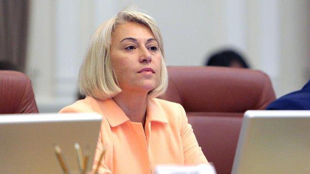 Міністерка розвитку громад Альона Бабак подала у відставку