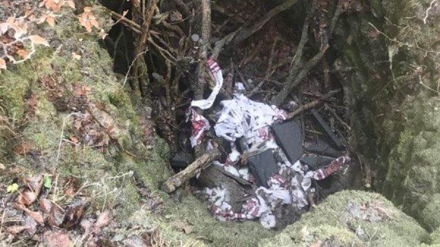 У Польщі вандали сплюндрували могилу воїнів УПА