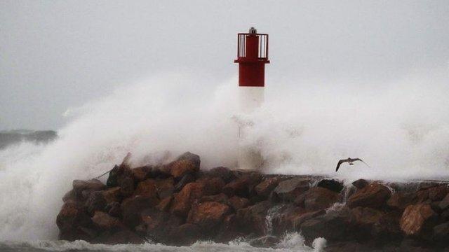 Внаслідок циклону в Іспанії загинув 55-річний українець