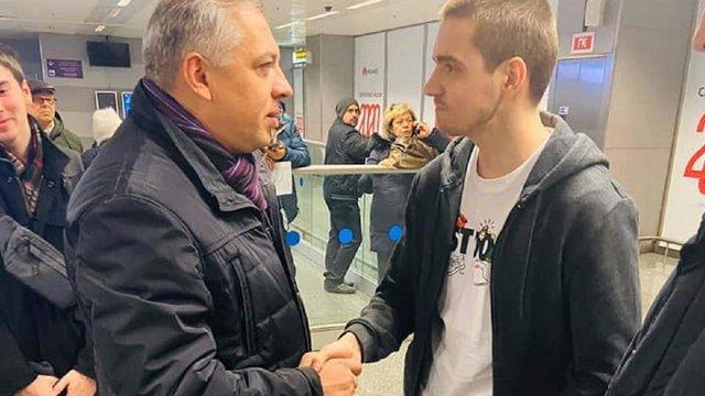 У Малайзії скасували смертний вирок українцю Роману Золотарьову