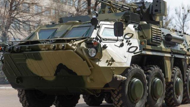 Міністерство оборони призупинило постачання армії БТР-4Е
