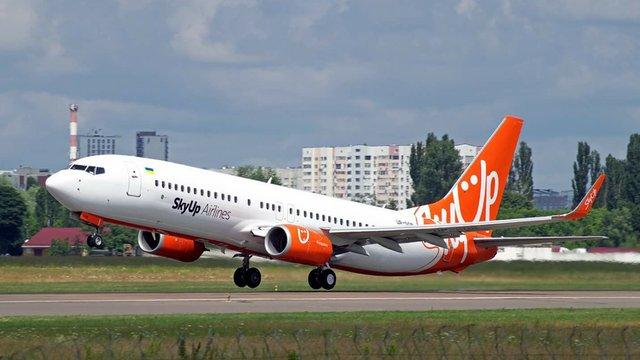 SkyUp відкриває з травня рейси в Грецію зі Львова та Києва