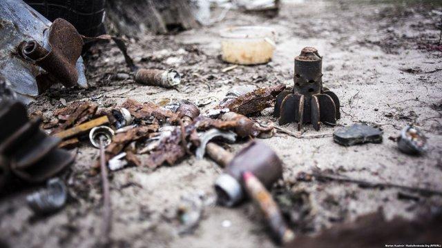 У зоні ООС від вибуху загинув український військовий