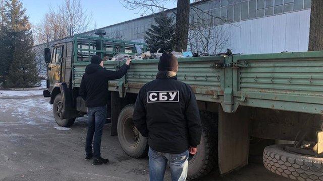 На Львівщині СБУ виявила розкрадання запчастин та комплектуючих до бронетехніки