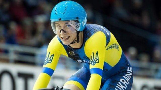 Львів'янка Олена Старікова стала бронзовою призеркою Кубка світу з велотреку