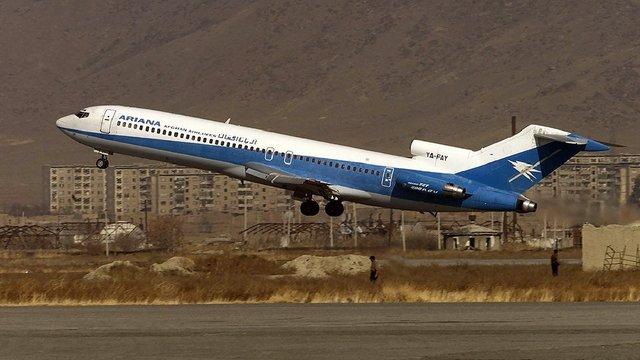 Пасажирський літак розбився  у підконтрольній талібам частині Афганістану