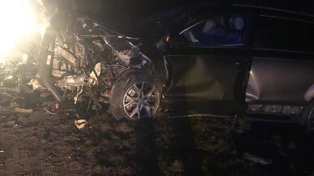 На трасі Львів-Краківець у ДТП постраждали четверо людей