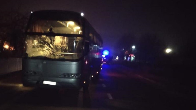 Вночі у ДТП на Львівщині загинули двоє пішоходів