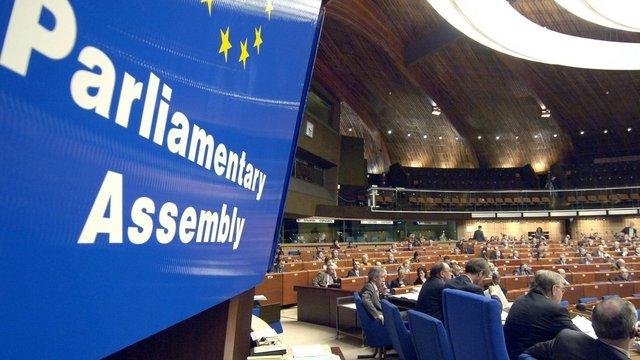 Регламентний комітет ПАРЄ дозволив працювати депутатам від РФ, які голосували за анексію Криму
