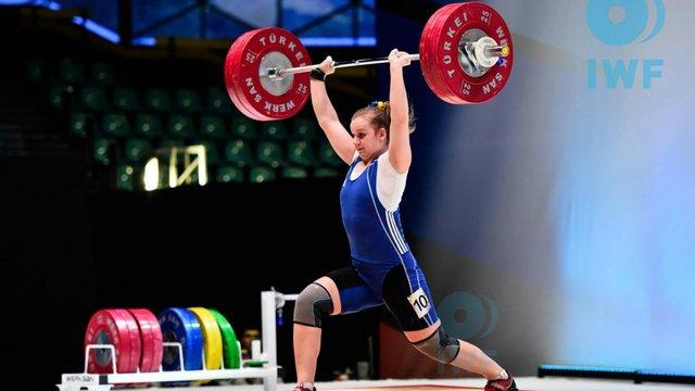 Українка здобула золоту медаль Кубка світу з важкої атлетики