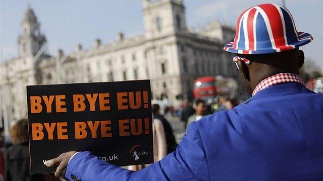 Велика Британія офіційно вийшла зі складу Європейського Союзу