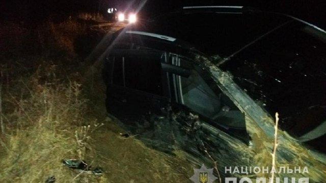 Поліцейські затримали п'яного водія, який вчинив ДТП, внаслідок якого загинула молода дівчина