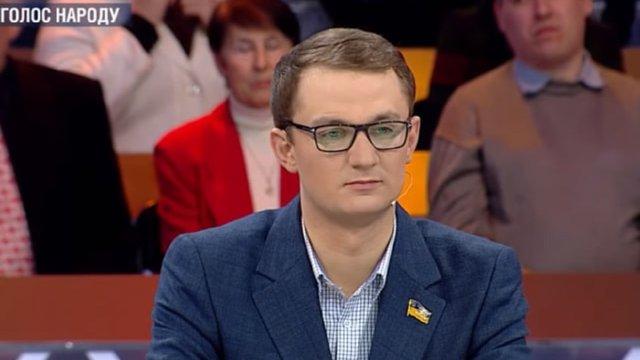 Депутат від СН Євгеній Брагар порадив пенсіонерці продати собаку, щоб оплатити комуналку