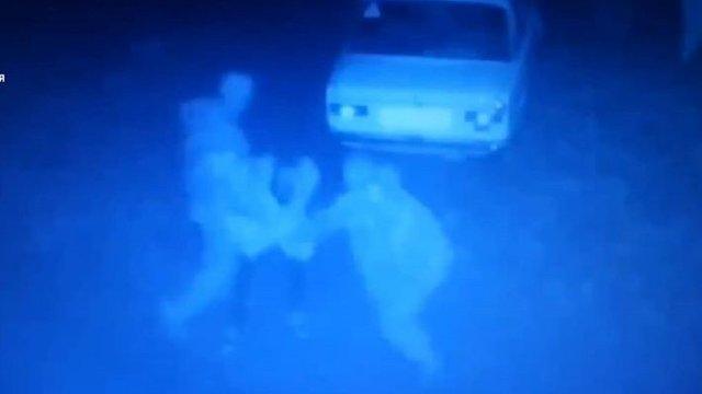 Львівські патрульні по «гарячих слідах» затримали двох грабіжників