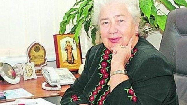 Померла екс-голова президії Верховної Ради УРСР Валентина Шевченко