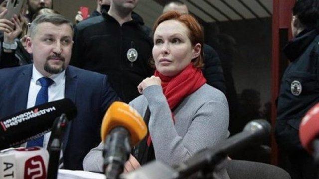 Підозрювану у вбивстві Шеремета Юлію Кузьменко залишили під вартою