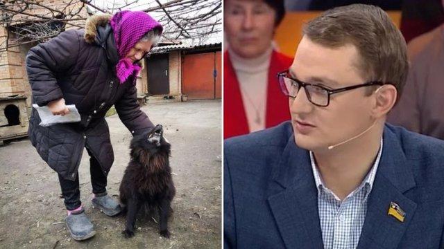 Уряд розібрався із ситуацією жінки, якій радили продати собаку, щоб оплатити комуналку