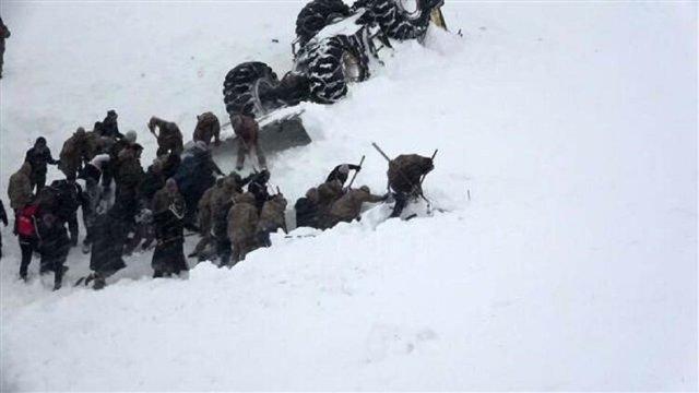 Внаслідок сходження двох лавин в Туреччині загинули 40 людей