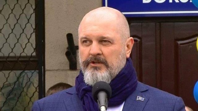 «Укрзалізницю» тимчасово очолив словенський економіст Желько Марчек