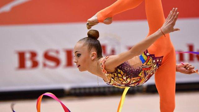 Тренерка збірної України з художньої гімнастики пояснила поїздку команди на змагання у Москву