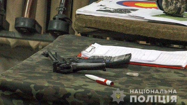 У Полтаві 18-річна дівчина застрелила інструктора тиру