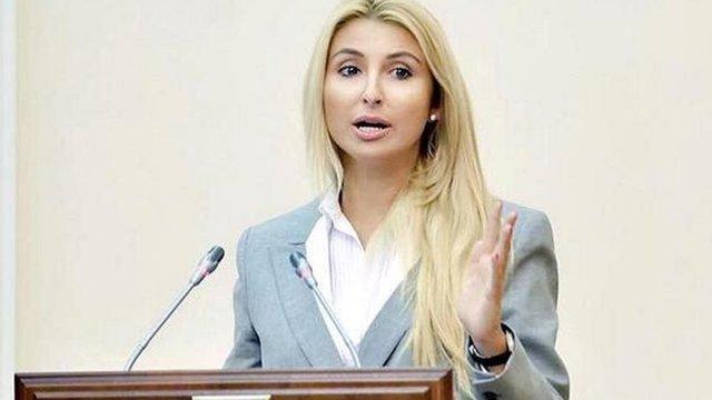 Результат пошуку зображень за запитом Підозрювана в корупції екс-заступниця міністра юстиції Бернацька внесла 7 млн грн застави