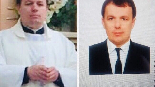 Підозрюваного у шпигунстві псевдосвященика УГКЦ впізнав єпископ ПЦУ