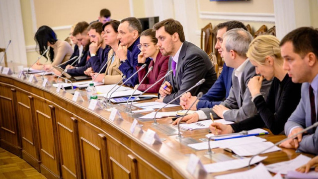 Гончарук розповів про масштабну президентську програму «Велике будівництво»