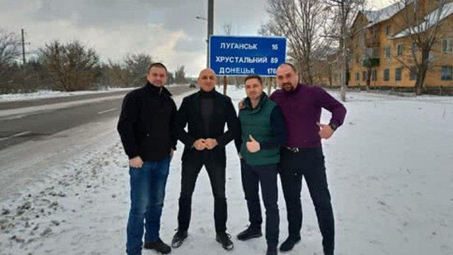 Двоє обміняних екс-«беркутівців» повернулися до Києва