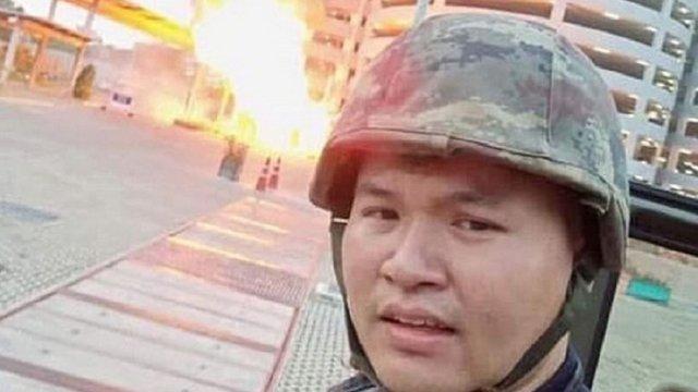 Тайський військовий застрелив 26 людей та захопив заручників
