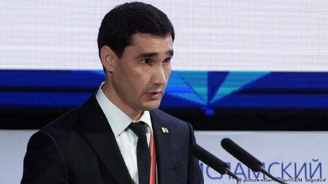Президент Туркменістану призначив міністром свого єдиного сина