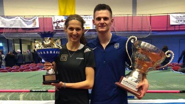 Легкоатлет зі Львова переміг на міжнародному турнірі зі стрибків у висоту