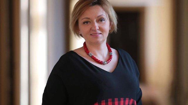 Керівниця апарату ЛОДА Маріанна Вільшинська звільнилася з посади