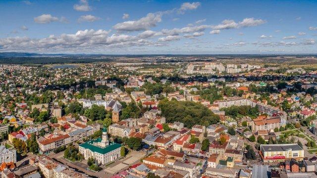 Дрогобич другий рік поспіль очолив рейтинг прозорості українських міст